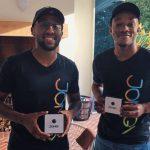 Featured image, left to right: Jonga co-foundersNtsako Mgiba and Ntando Shezi (LinkedIn)