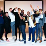 Featured image: Winners of the AlphaCode Incubate programme (Supplied)