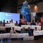 Featured image: Members of Changelabs Egypt first cohort at an event in July (Changelabs via Facebook)