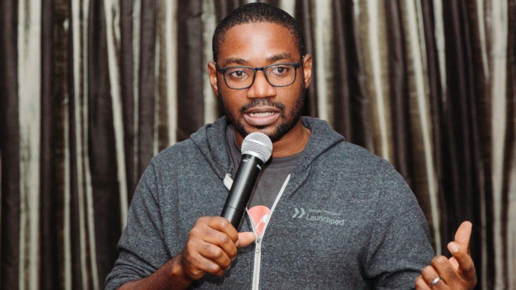 Featured image:Google head of startup success and servicesFola Olatunji-David
