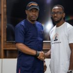 Featured image, left to right: Lendaway founder Olawale Ayilara and Vistafront managing director Segun Ajuwon (Vistafront via Twitter)