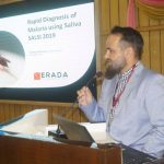 Featured image: Erada co-founder Dr Benji Pretorius (Erada Technology Alliance via Facebook)