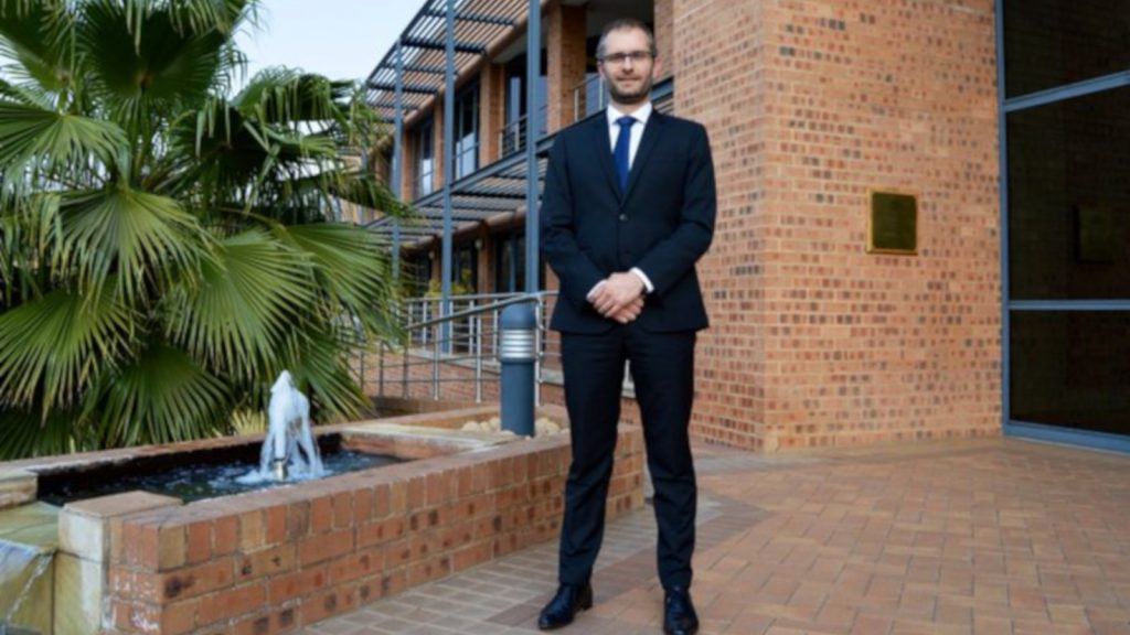 Featured image: French Embassy in South Africa's deputy head of mission Emmanuel Suquet (France in S.Africa via Twitter)