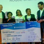 Featured image: Roque Online team at Seedstars Luanda (Seedstars)