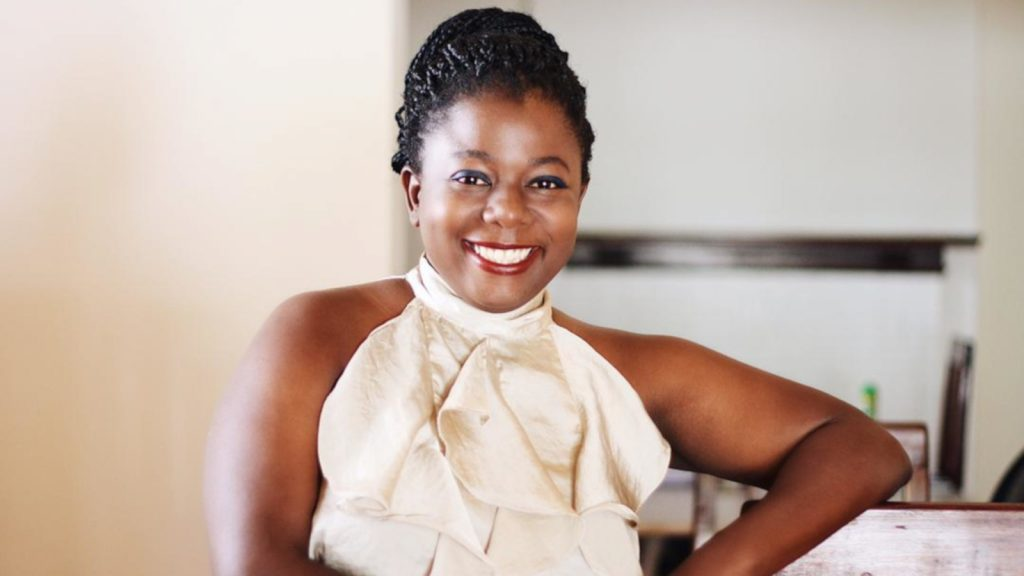Featured images: Signature Rising Technologies founder Heather Mavunga (Supplied)