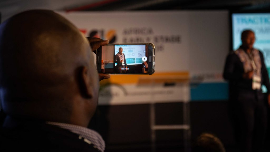 Featured image: Delegate pictured at the Africa Early Stage Investor Summit 2018 held in Cape Town in November last year. (Robert Cable)