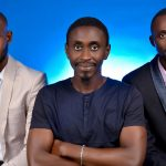 Featured image, left to right: Chekkit COO Oluwatosin Adelowo CEO Dare Odumade, and CTO Adebola Oyenuga