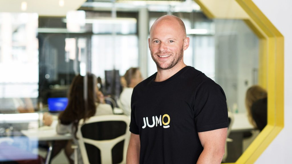 JUMO founder Andrew Watkins-Ball (Supplied)