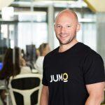 JUMO founder Andrew Watkins-Ball (Supplied)