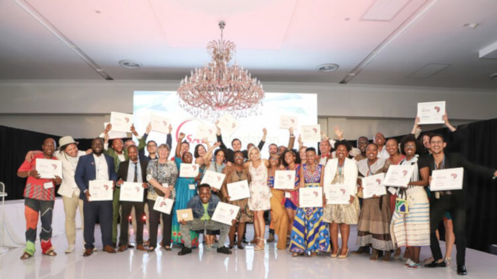 Featured image: SAB Foundation Social Innovation and Disability Empowerment Awards 2019 winners (SAB Foundation)