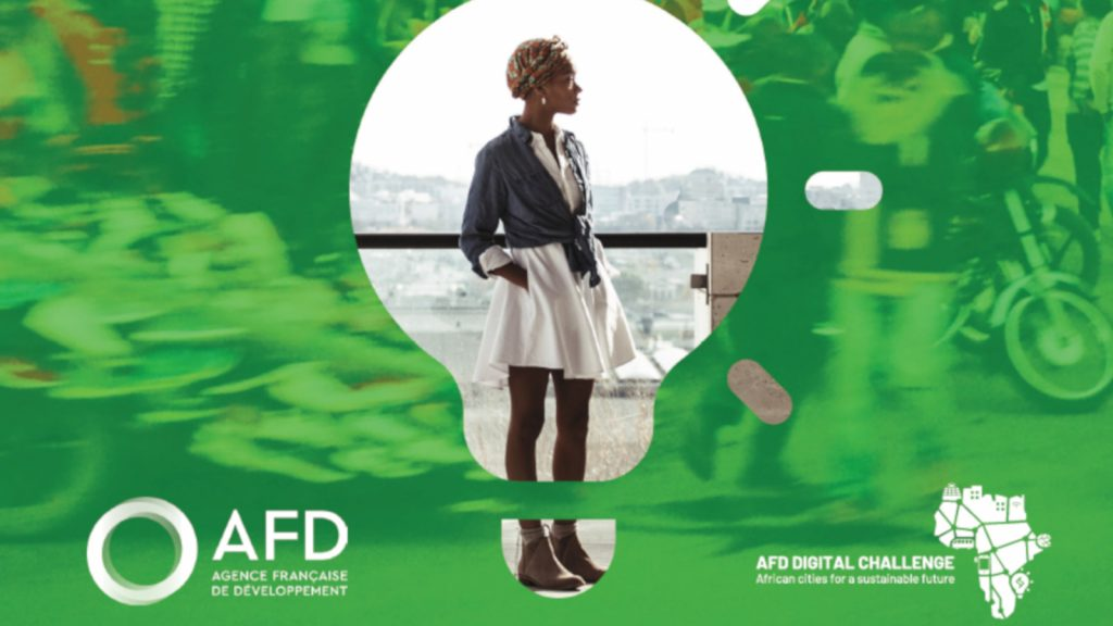 Featured image: AFD Digital Challenge (Screenshot)