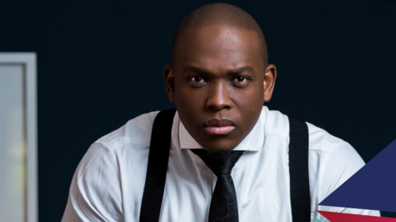 Featured image: Entrepreneur, venture capitalist and speaker Vusi Thembekwayo (AfricArena via Facebook)
