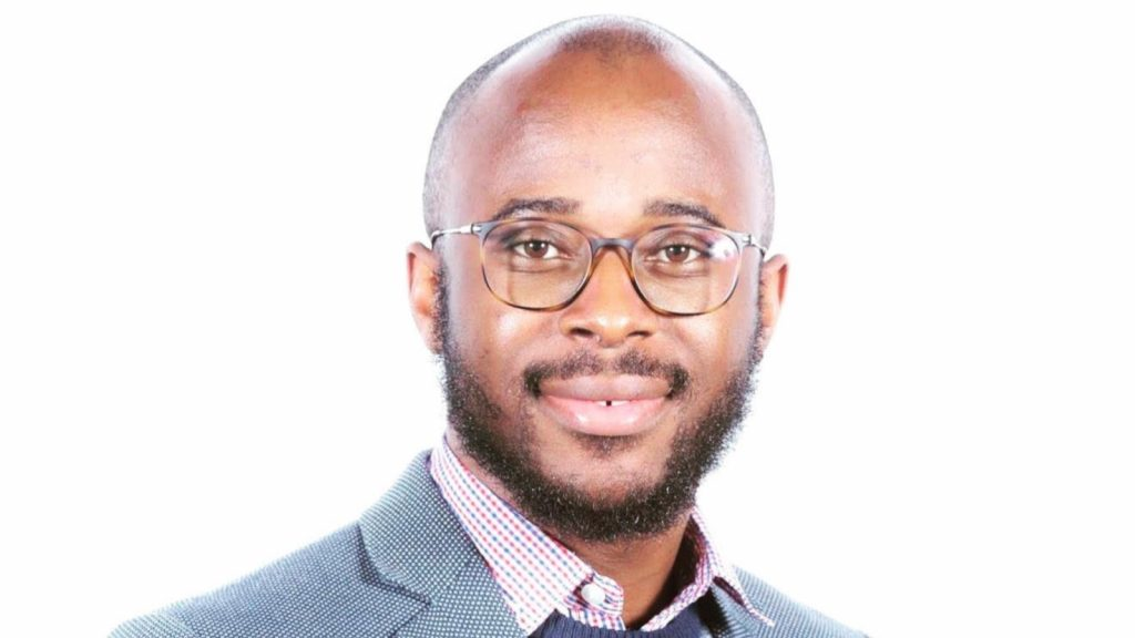 Featured image: DentX co-founder Jonathan Asiamah (Supplied)