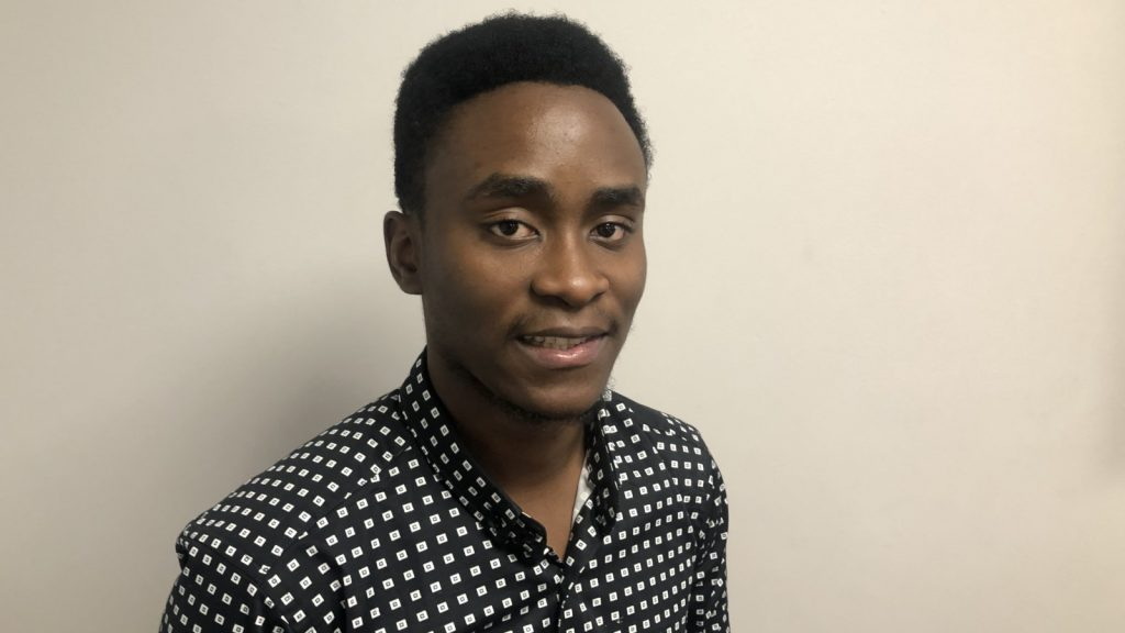 Slatecube co-founder and CEO Chris Kwekowe