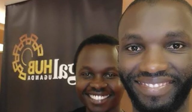 Featured image, left to right: Legal Hub Uganda legal assistant Herbert Odeke and co-founder and country director Emmanuel Elau Legal Hub Uganda via Facebook) https://www.facebook.com/LegalHubUganda/photos/a.2248825805341495/2575711019319637/?type=3&theater