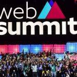 Web Summit Volunteers on Centre Stage following the final day of Web Summit 2019 at the Altice Arena in Lisbon, Portugal (Web Summit via Flickr CC BY 2.0) https://www.flickr.com/photos/websummit/49030027481/