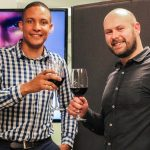 Featured image left to right: Jamii Cities co-founders Adrian Taylor and Marc Maasdorp (Supplied)