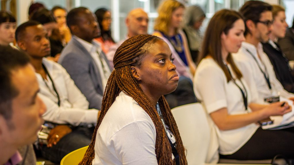 Featured image: Participants at the Africa Early Stage Investment Summit 2019 (Cable Productions/VC4A/ABAN)