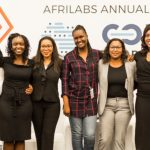Featured image, left to right: AfriLabs new board: Daniel Chinagozi, Kudzai M. Mubaiwa, Nekesa Were, Rebecca Enonchong, Linda Kwamboka, Fatoumata Niang Niox,  Afrilabs executive director Anna Ekeledo and Moataz Helmy (Supplied)