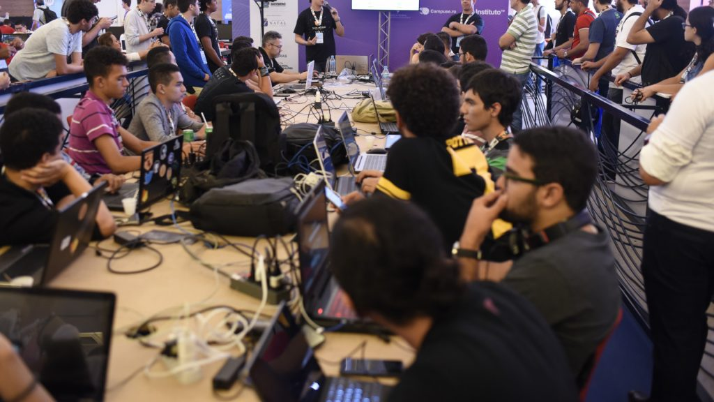 Featured image: Campus Party Brasil via Flickr (CC BY-SA 2.0)