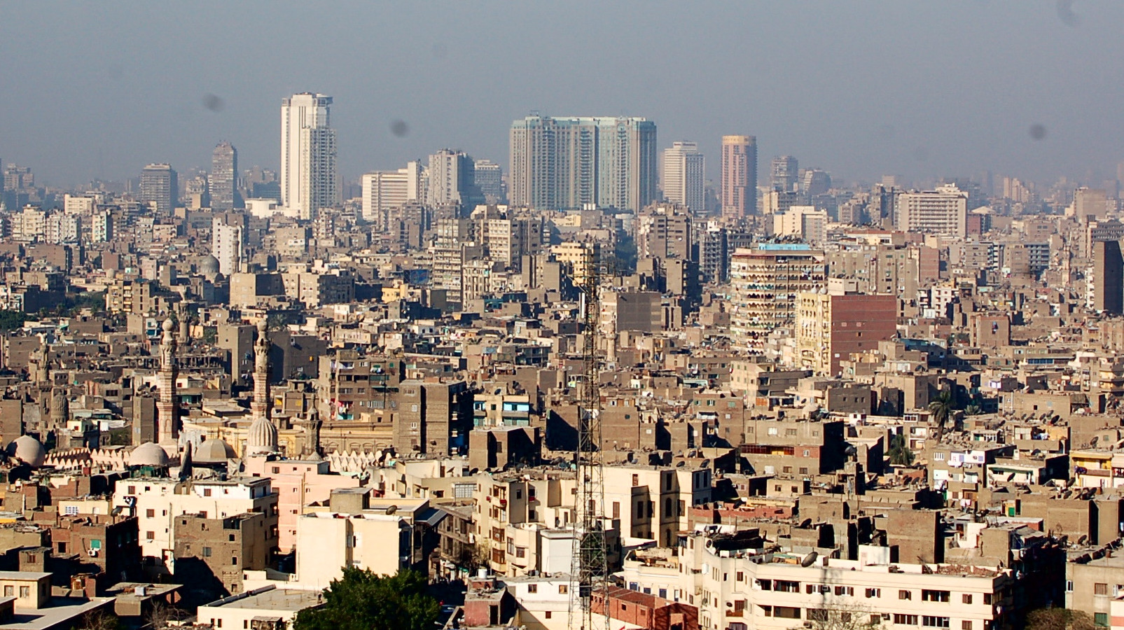 Featured image: Cairo cityscape (Dan via Flickr, CC BY-SA 2.0)