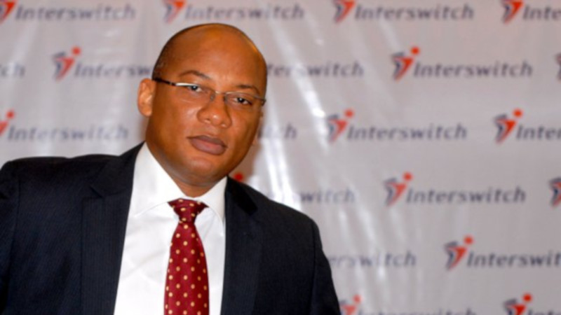 Featured image: Interswitch founder, CEO and group managing director Mitchell Elegbe (eClat)