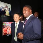 Featured image, left to right: Alibaba Group co-founder and former executive chairman Jack Ma with Togo's President Faure Essozimna Gnassingbé (Présidence de la République Togolaise‎Meet President Faure, 2019 Talk : Jack Ma x Young Leaders via Facebook)