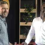 Featured image, left to right: Vumela Fund's Richard Rose and ProfitShare Partners founder and CEO Andrew Maren (Supplied)