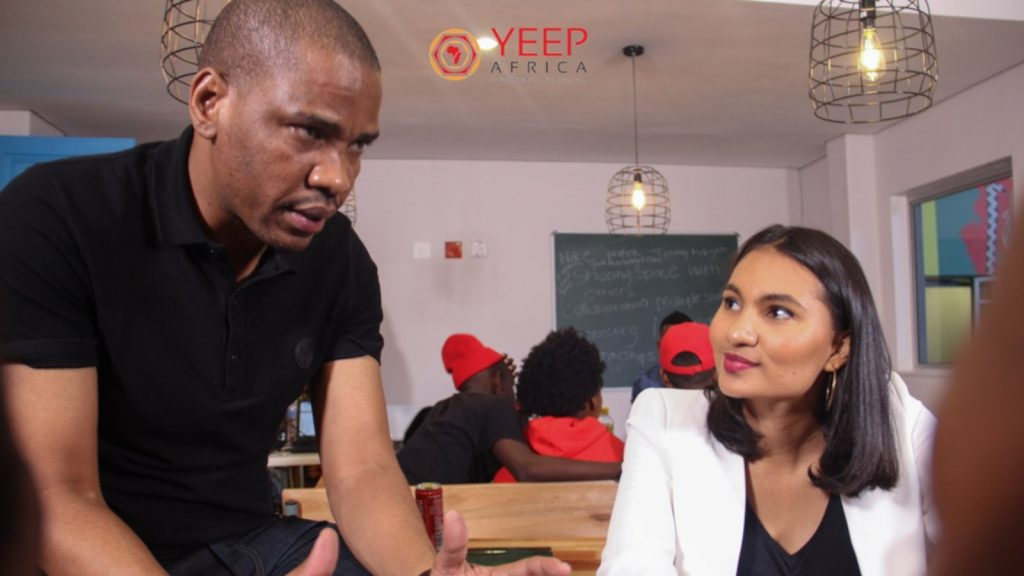 Featured image: Participants at a YEEP Africa event (YEEP Africa via Facebook)