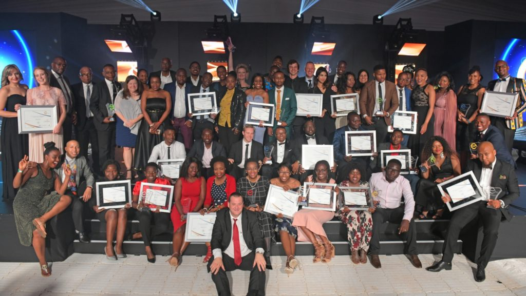 Featured image: 2019 Gauteng Accelerator Programme (GAP) Innovation Competition winners (Supplied)