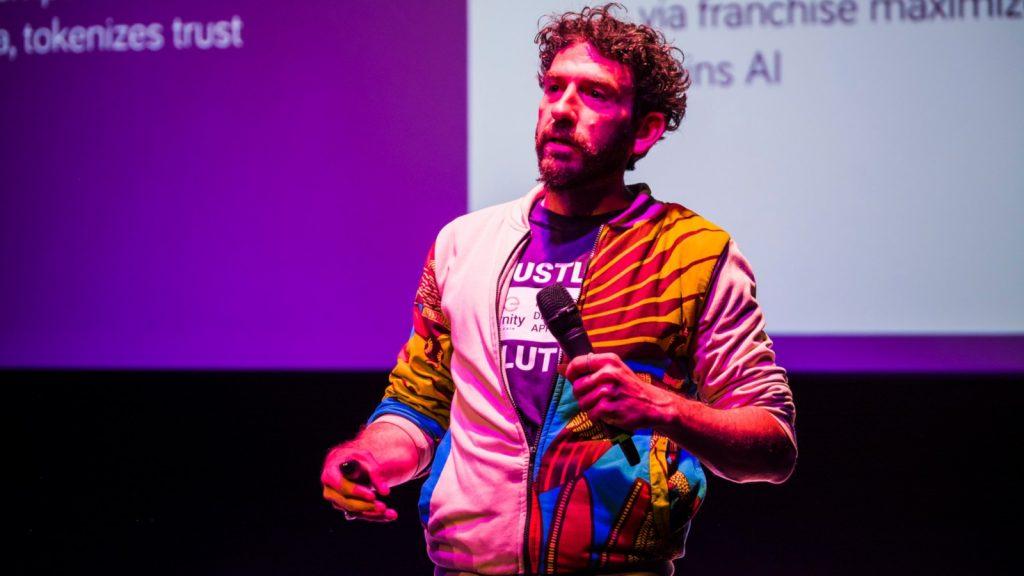Featured image: UTU co-founder and CEO Jason Eisen (AE Ventures via Facebook)