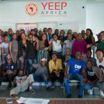Featured image: Participants at the 2019 YEEP Ideas & Pitch Challenge bootcamp (Supplied)