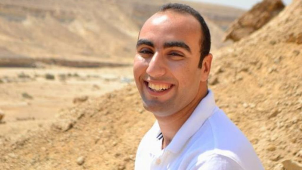 Featured image: Jinni co-founder and CEO Mostafa Ghannam (Facebook)