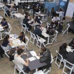 Featured image: One-on-one meetings at the Seedstars Summit Africa 2019 (Seedstars via Twitter)