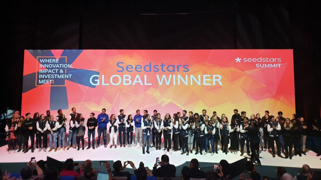 Featured image: Delegates at Seedstars Summit 2019 ( Mahmoud A. Thaher via Twitter)
