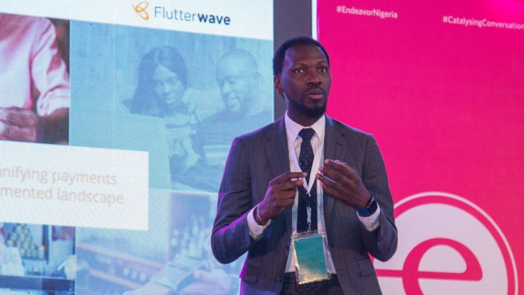 Featured image: Flutterave co-founder and CEO Olugbenga Agboola (Flutterwave via Facebook)