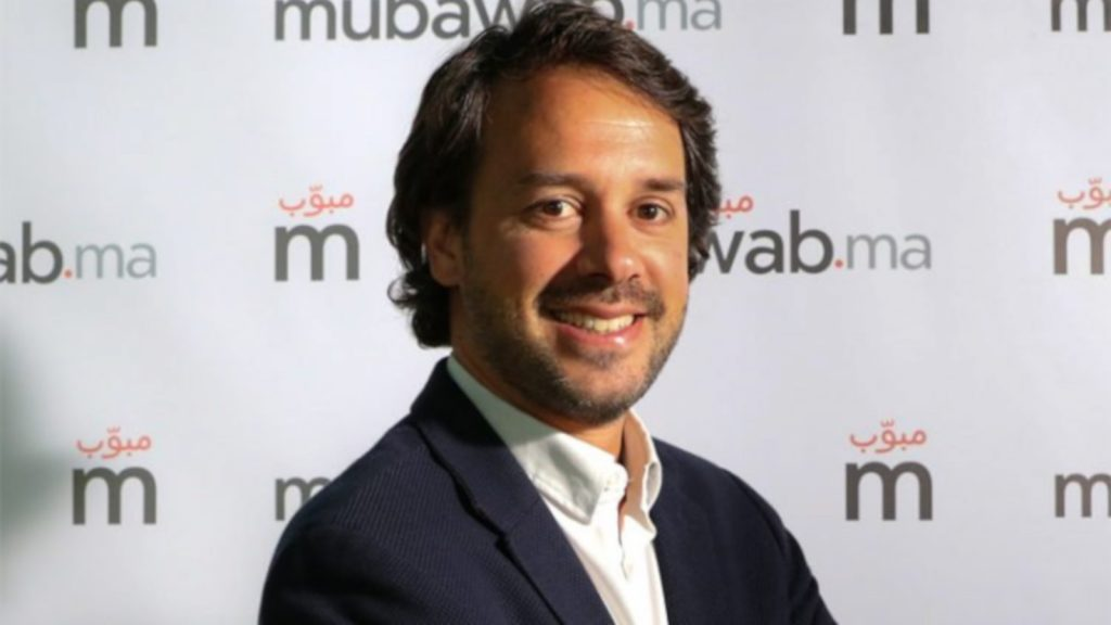 Featured image: Mubawab founder and CEO Kevin Gormand (Kevin Gormand via Twitter)