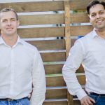 Joint CEOs of Payment24 Nolan Daniel and Shadab Rahil (Supplied)