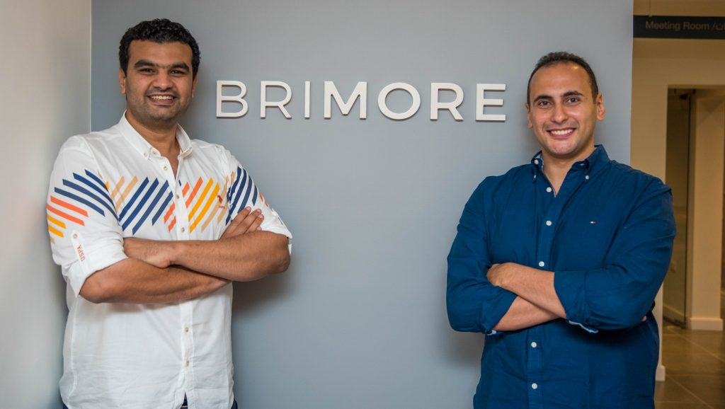 Featured image: Brimore founders Mohamed Abdulaziz and Ahmed Sheikha (Supplied)