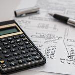 https://www.pexels.com/photo/black-calculator-near-ballpoint-pen-on-white-printed-paper-53621/