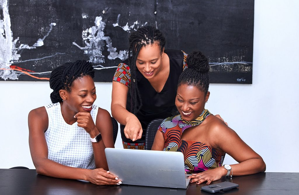 https://www.pexels.com/photo/three-women-looking-at-the-computer-3894378/