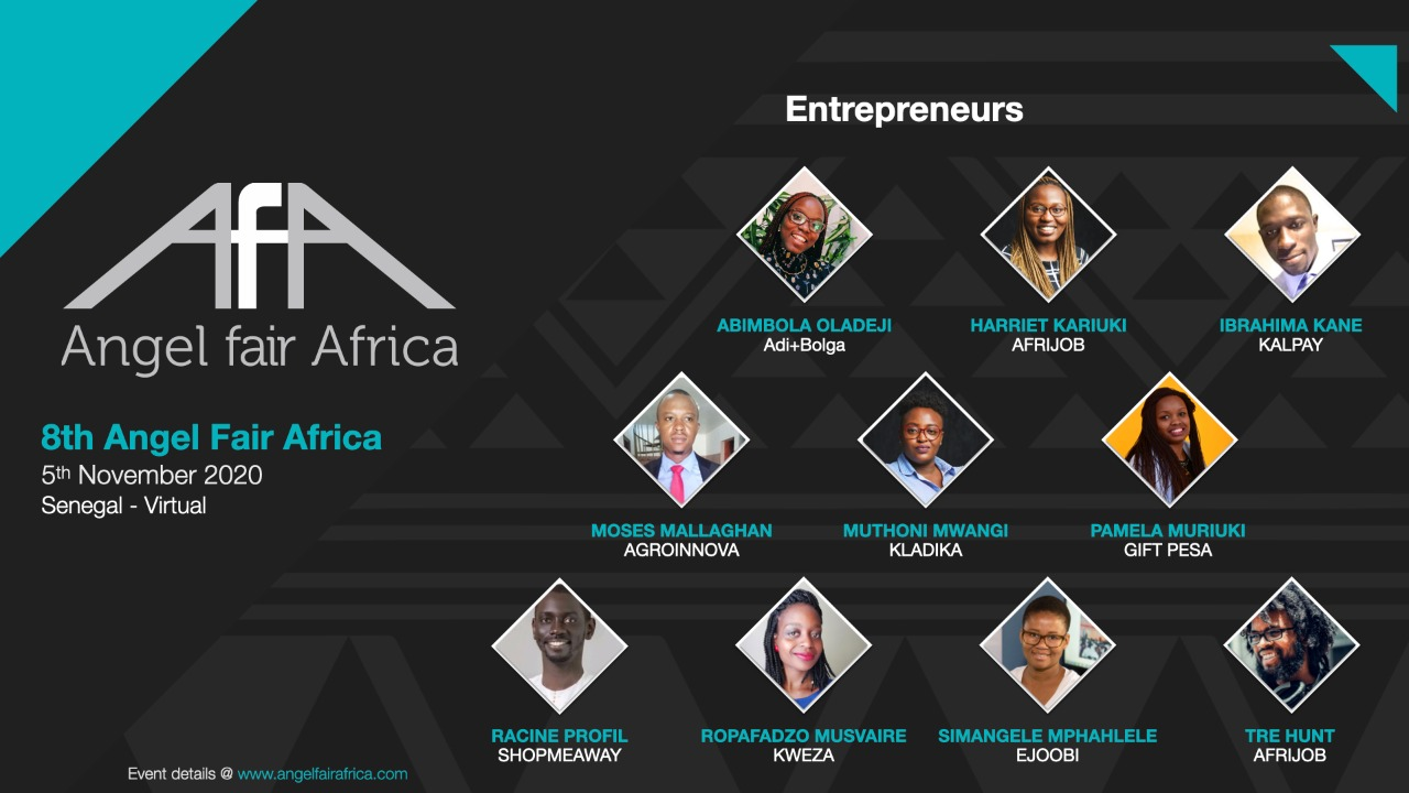Forty-three African investors sign up for Angel Fair Africa