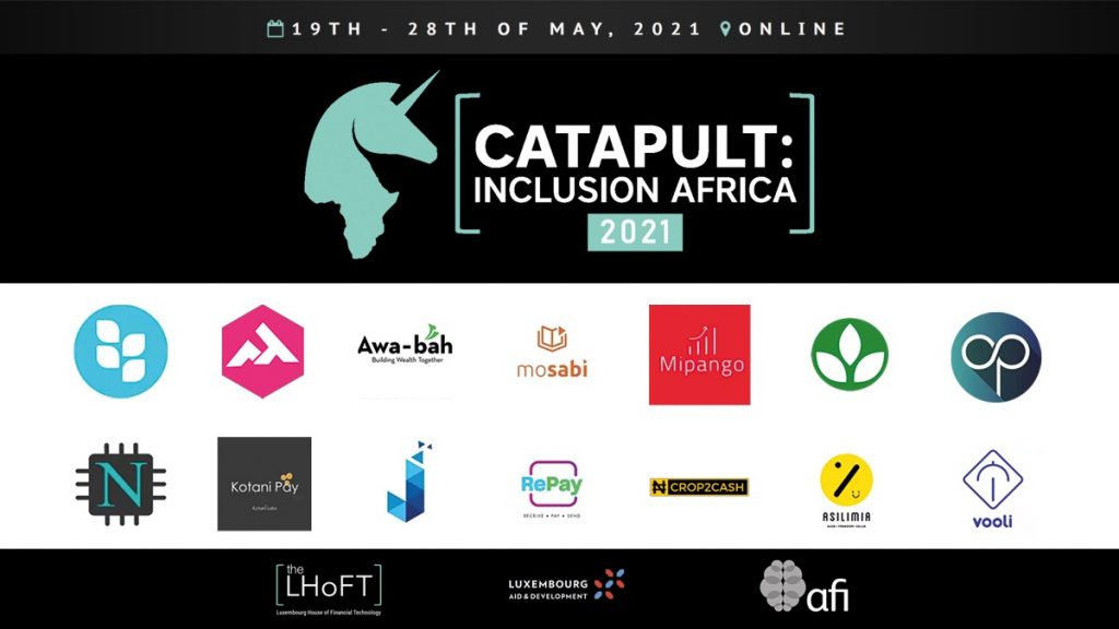 Catapult Inclusion Africa 2021 fintech startups
