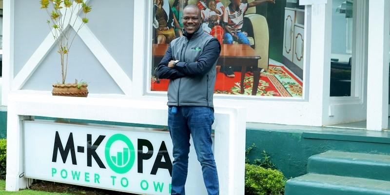 Babajide Duroshola, M-KOPA Nigeria General Manager