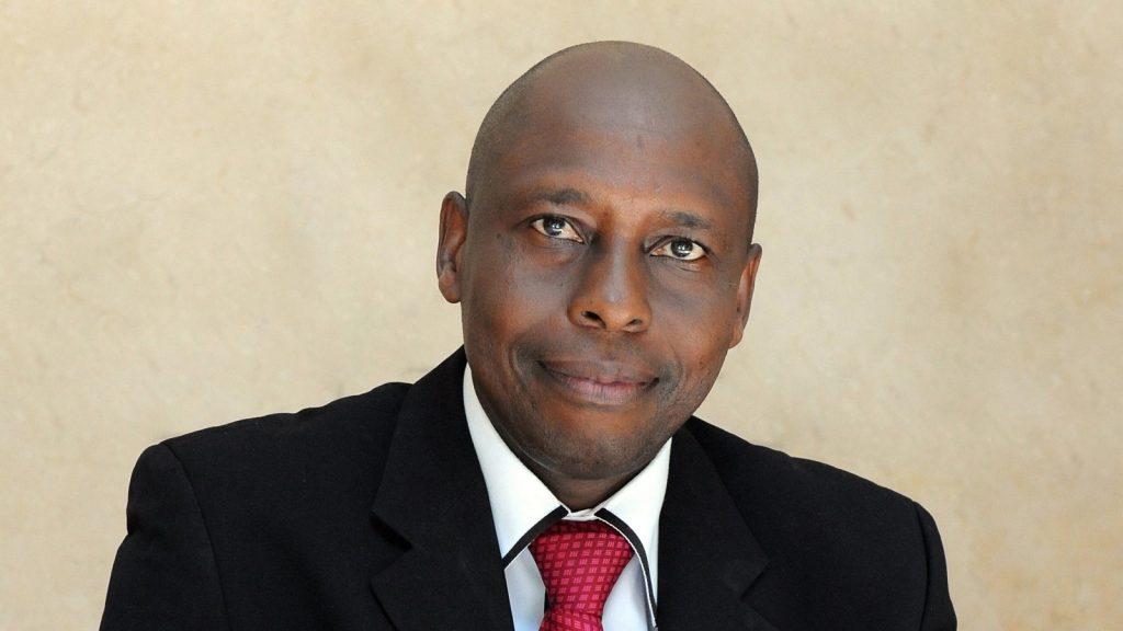 Hilary Mangwanya