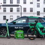Bolt app e-hailing South Africa funding round grocery delivery service Bolt Market Drive