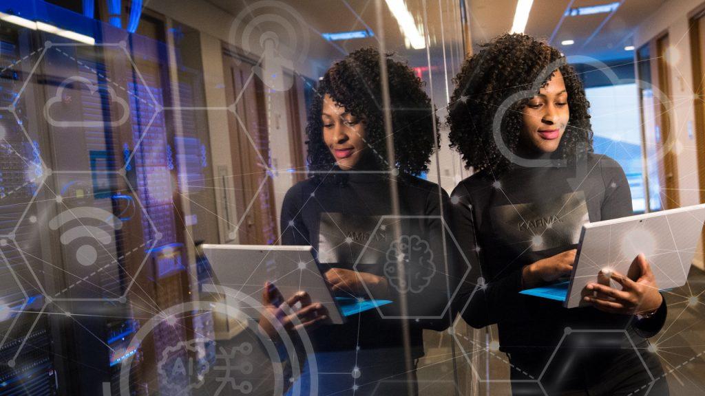 Huawei Women4Tech women skills training