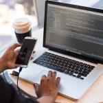 remote software developer brain drain south africa